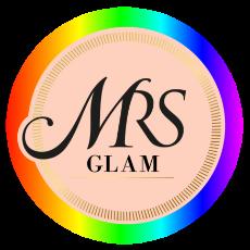 Mrs Glam Pride Logo